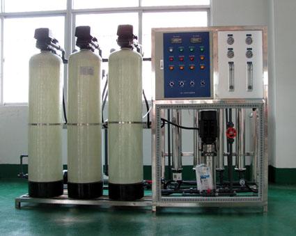 玻璃清洗用工业纯水设备