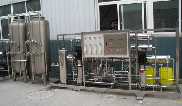 水性涂料用工业纯水设备
