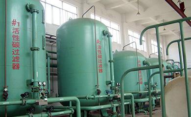 电镀行业纯水设备