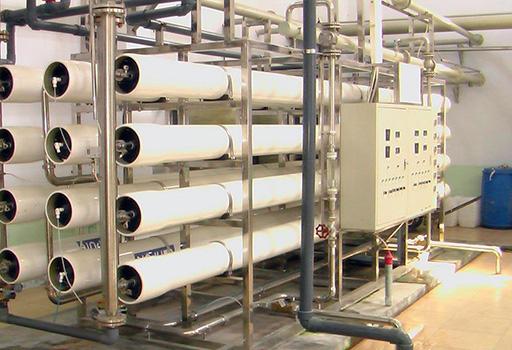 50吨/时一级反渗透纯水设备