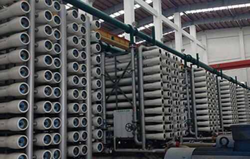 500吨/时二级反渗透系统